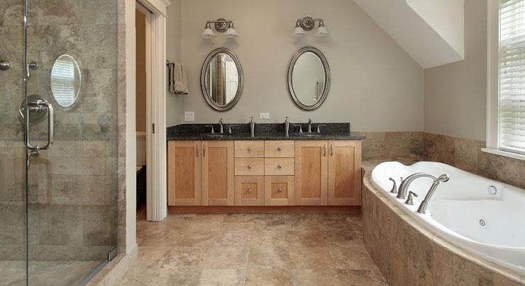 Reinvent Your Bathroom With Granite Vanity Tops Classic