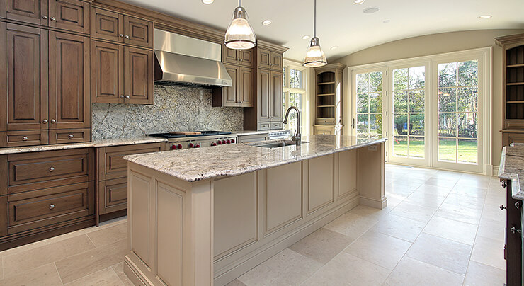 Backsplash Cabinets Countertops Flooring Which Do You Choose