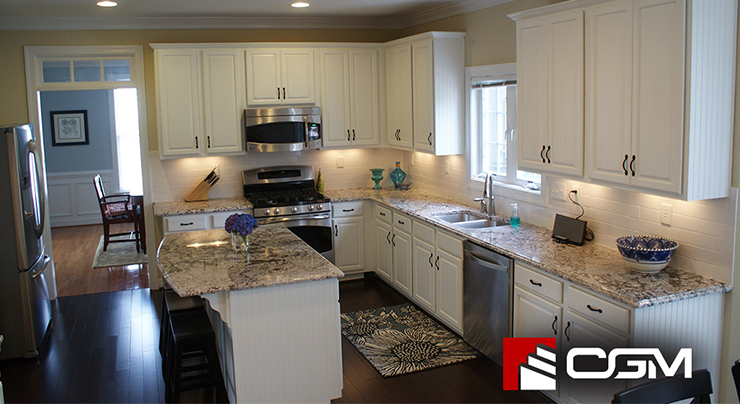 Choose Granite Countertops To Maximize The Size Of Your Kitchen