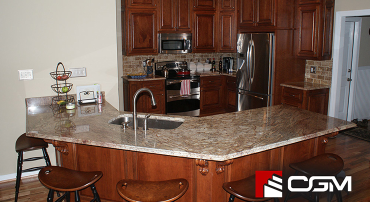 Granite Countertop Ideas for Your European Style Kitchen ...